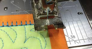 The Blanket Stitch (Buttonhole Stitch)