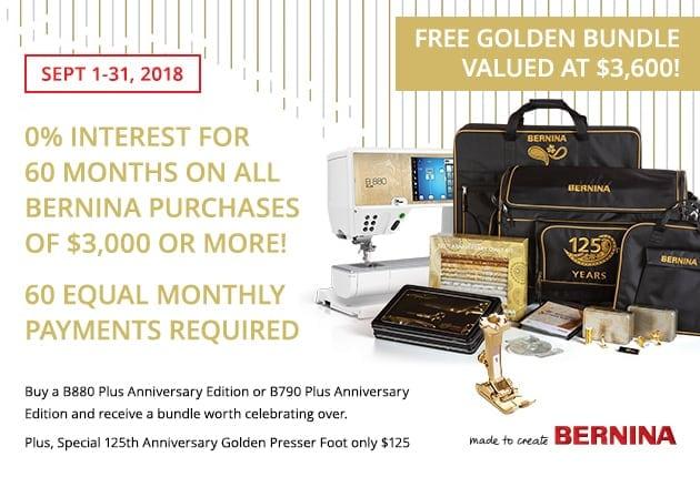September Promotion