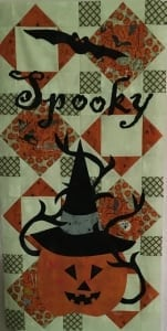Spooky Time Quilt