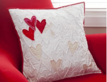 Go! Layers of Love Pillow