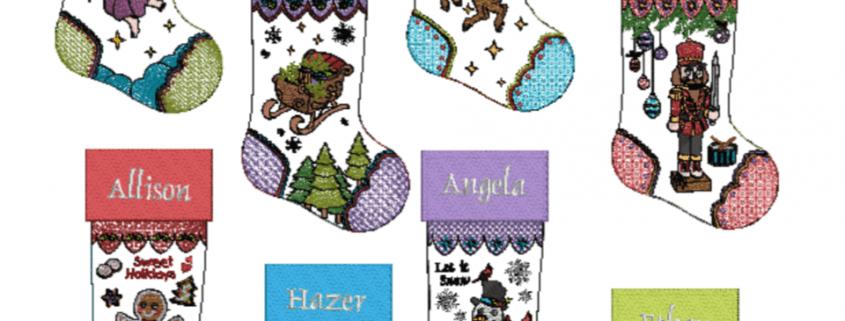 Merry Christmas Stockings