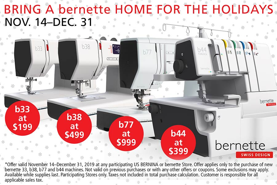 Bernette for Holidays