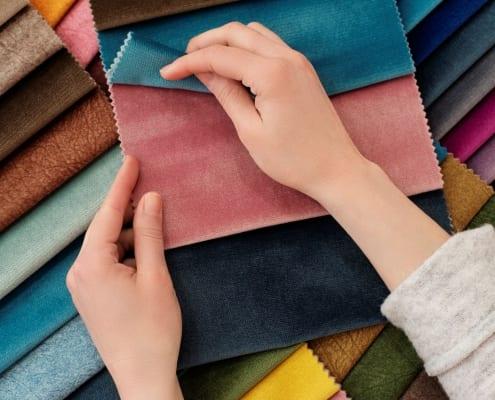 Try New Fabrics