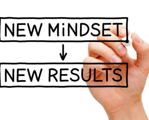 Develop a New Mindset