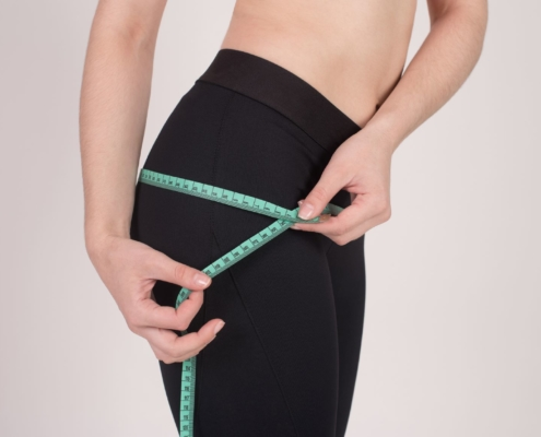 Measuring Your Hips